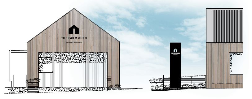 The Farm Shed Concept Image